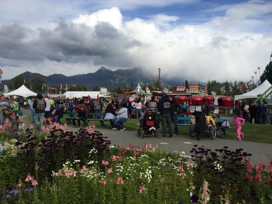 The fair grounds Picture of Alaska State Fair Palmer TripAdvisor