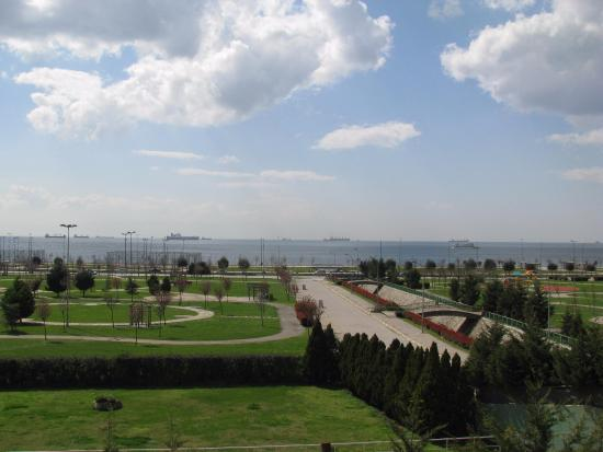 The Pendik Residence: View