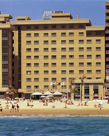 Tryp Cadiz la Caleta Hotel