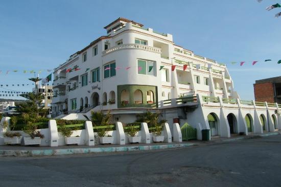 Mostaganem, Argélia: Exterior view