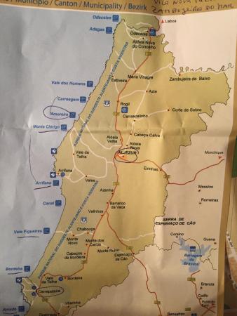 mapa de portugal odeceixe The swimming pool   Picture of Monte do Cardal, Aljezur   TripAdvisor mapa de portugal odeceixe