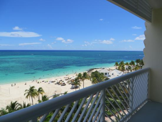 Grand Lucayan Bahamas View From Balcony