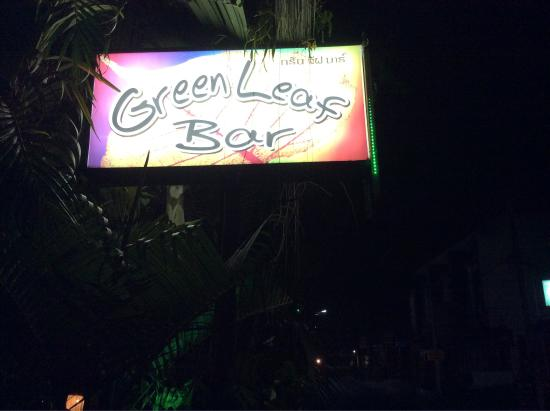 ‪Green Leaf Bar‬