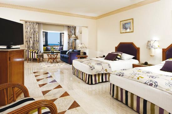 Continental Hotel Hurghada: Family Room