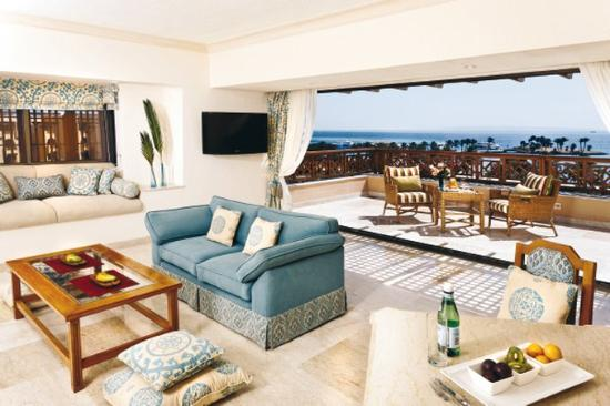 Continental Hotel Hurghada: Terrace Suite