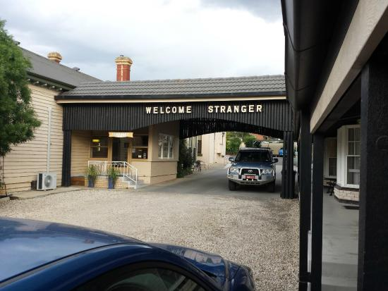Bendigo Welcome Stranger Motel