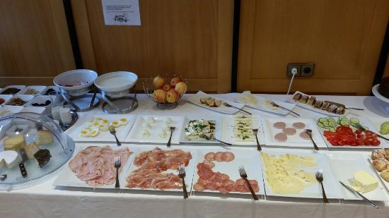 Hotel Gallitzinberg: Nice breakfast