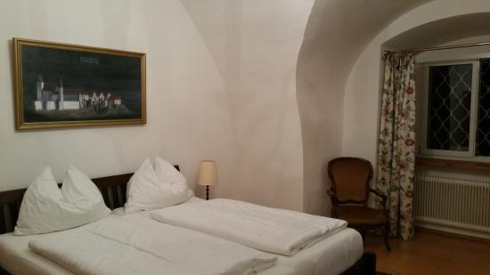 Schlosshotel Mailberg: Gediegene Raumausstattung