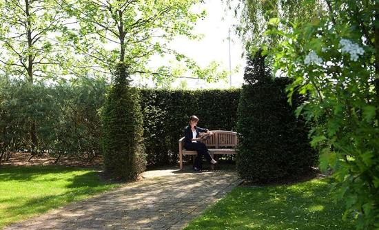 Hotel Serwir: Garden