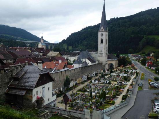 Gmund, Αυστρία: View over Gmünd
