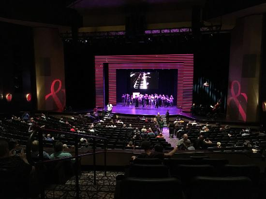 View From The Mezzanine Level Before The Show Picture