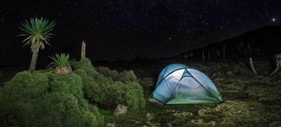Camping Simiens - Picture of Simien Mountains Tours, Gonder