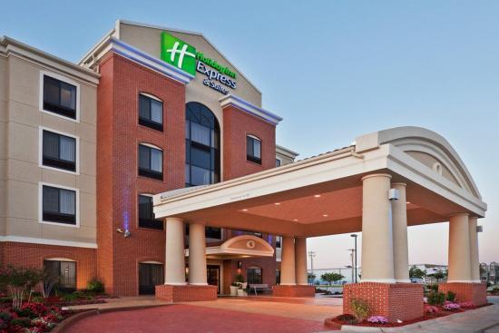 Emporia Holiday Inn Express Hotel & Suites Emporia Northwest: Welcome to Emporia, KS!