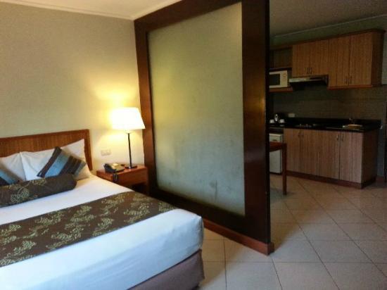 Kimberly Hotel : 部屋
