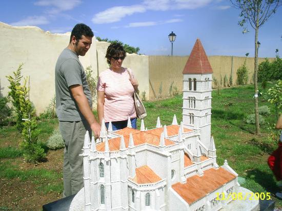 Parque del Romanico de Castilla y Leon: Maqueta
