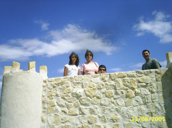 Parque del Romanico de Castilla y Leon: parque