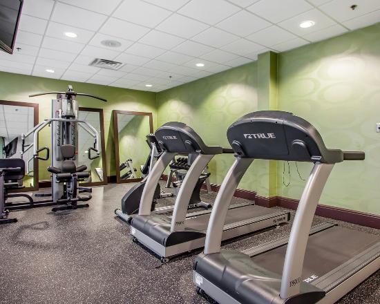 Clarion Hotel Nashville Downtown - Stadium: Tn Fitness