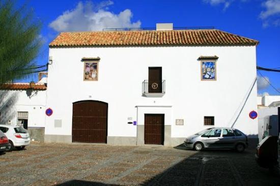 Ecija, Spanien: Fachada de la Casa Museo