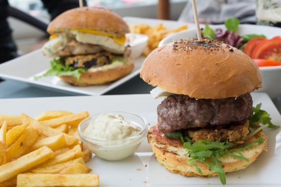 Pivohram Golar: Beef burger 2