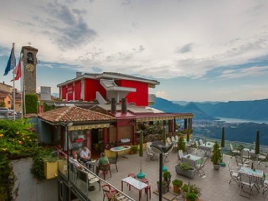 Albergo Al Ponte: Bird eye view