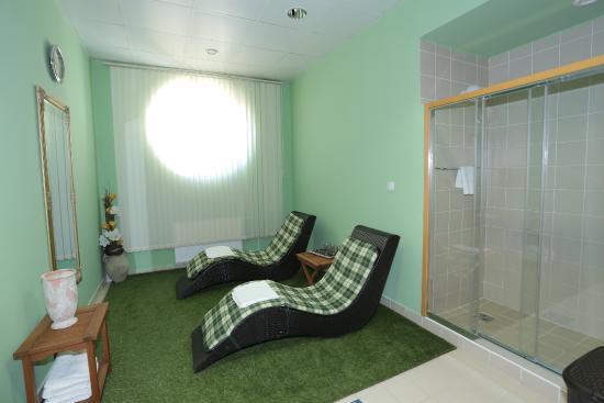 Selce, Kroatia: Hotel wellness