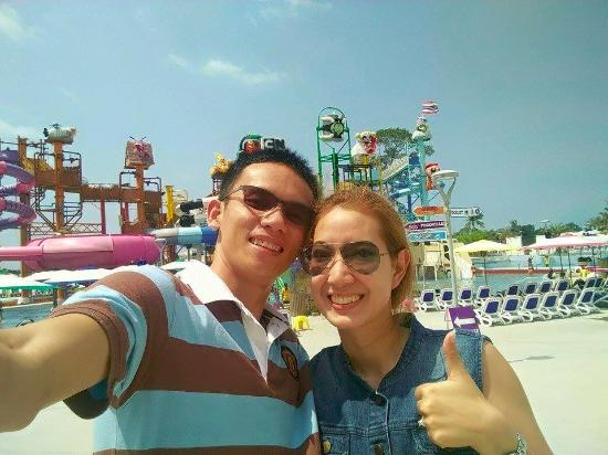 We had a lot of fun... - Picture of Cartoon Network Amazone, Jomtien Beach - ...