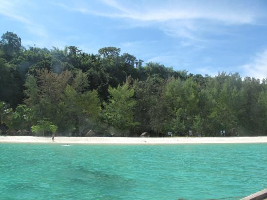 竹子岛 - Picture of Bamboo Island, Ko Phi Phi Don - TripAdvisor
