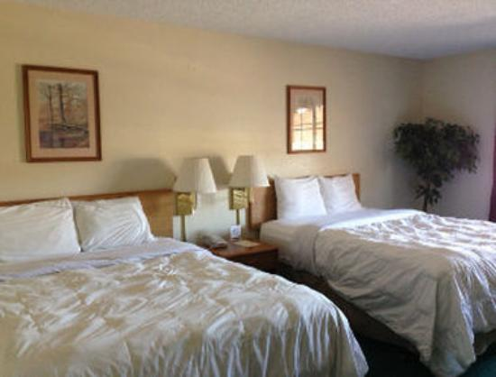 Grand Junction, Κολοράντο: 2 Double Bed Room