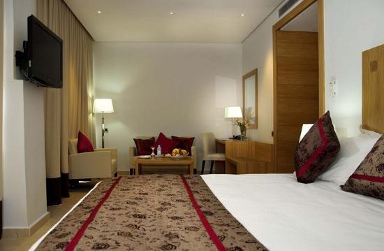 Suites Hotel Mohammed V: SUITE JUNIOR