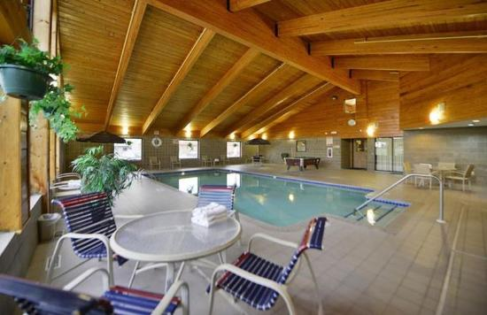 New Prague, MN: INDOORPOOL