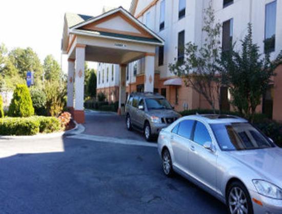Κόλετζ Παρκ, Τζόρτζια: Welcome to Baymont Inn and Suites Atlanta Airport