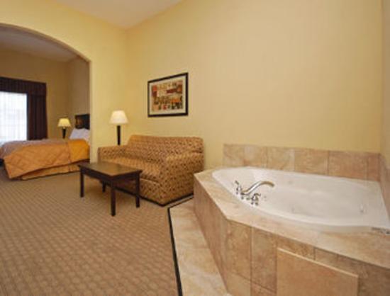 Baymont Inn & Suites Mesa Near Downtown: King Suite