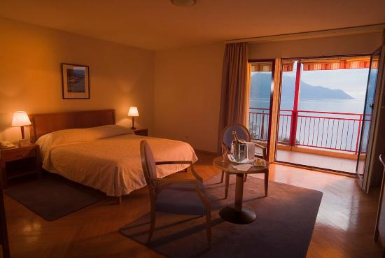 Hotel & Spa Bristol: Superior Double Room With Lake View