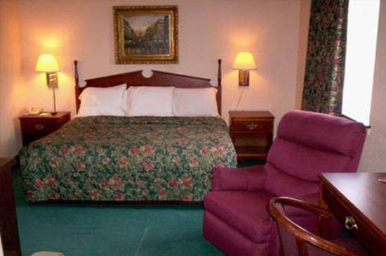 Kenton, OH: One King Bed Suite