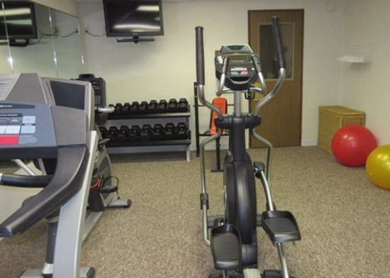 Clarion Inn Chambersburg: Exercise