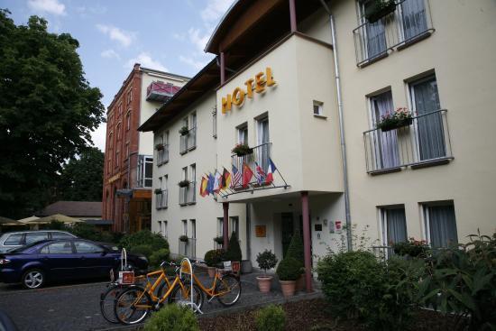 Hotelpark Stadtbrauerei Arnstadt