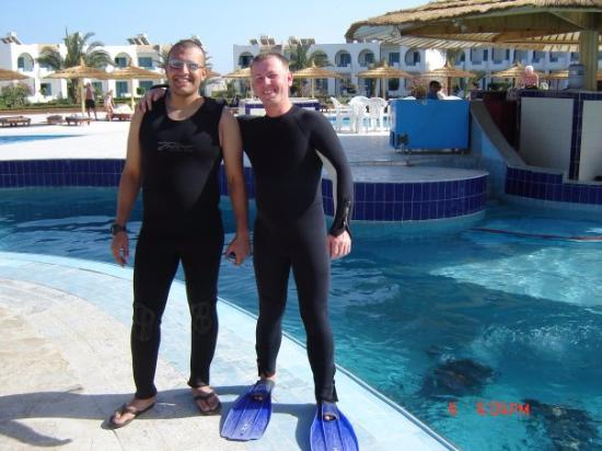 Reemyvera Resort & Marina: Тренеровка