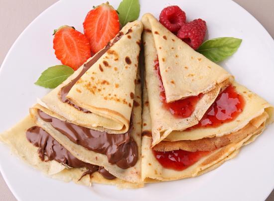 Sunduk: Dessert