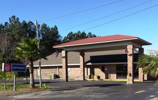Baldwin, FL: Inn Exterior
