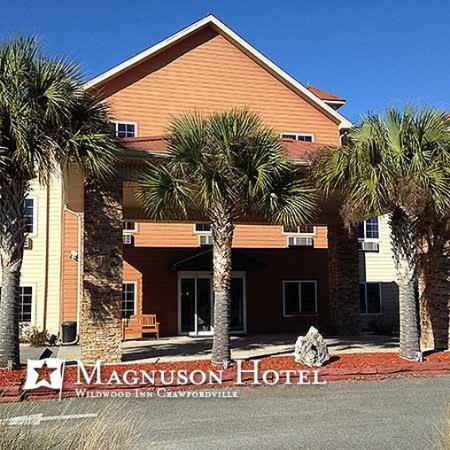 Magnuson Hotel Wildwood Inn: exterior