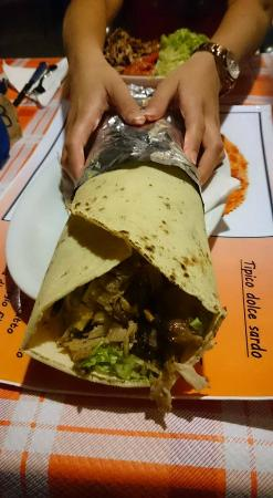 Ziu Jacheddu : Kebab sardo grande!!!