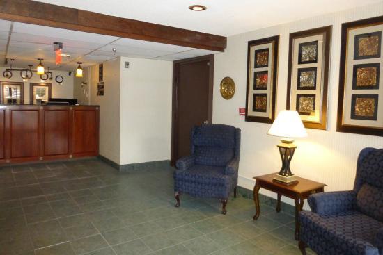 Binghamton, Νέα Υόρκη: Lobby