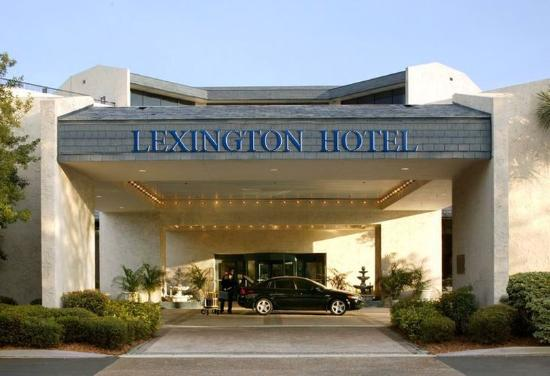 Lexington Hotel & Conference Center - Jacksonville Riverwalk: Exterior
