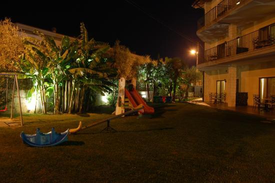 Residence Segattini: playground