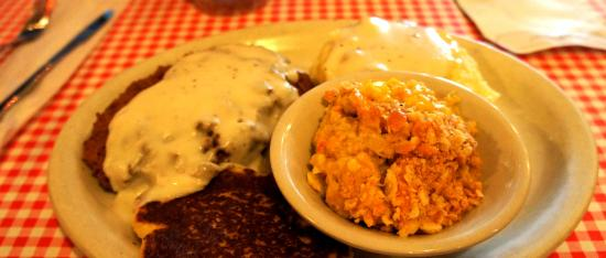 Bell Buckle Cafe: Chicken Fried Steak