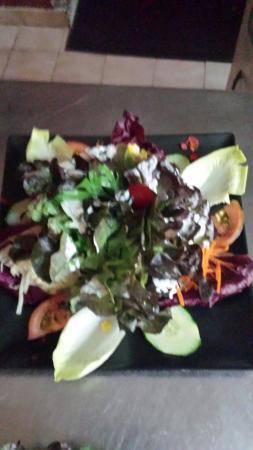 Benimar: Verschiedene Salatteller