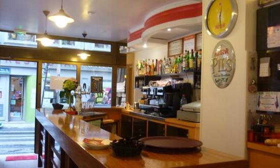 Rue De Hanovre Restaurant