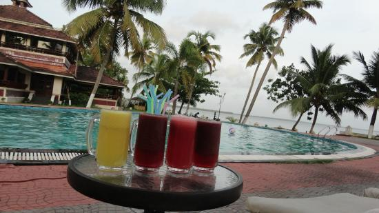 The World Backwaters: Refreshment @ Pool Side