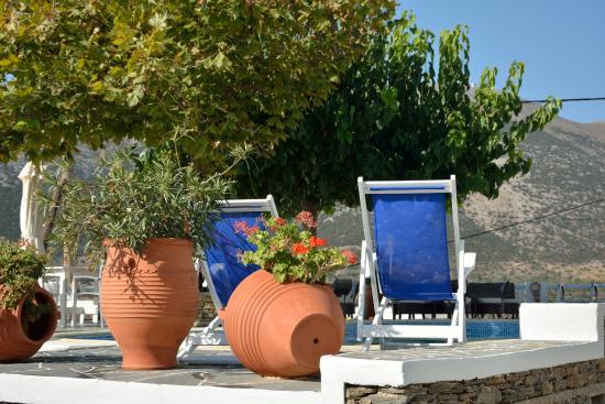Petali Village Hotel: La piscine