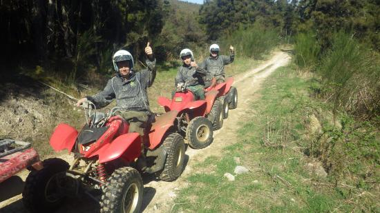 Hanmer Springs Adventure Centre : Group shot